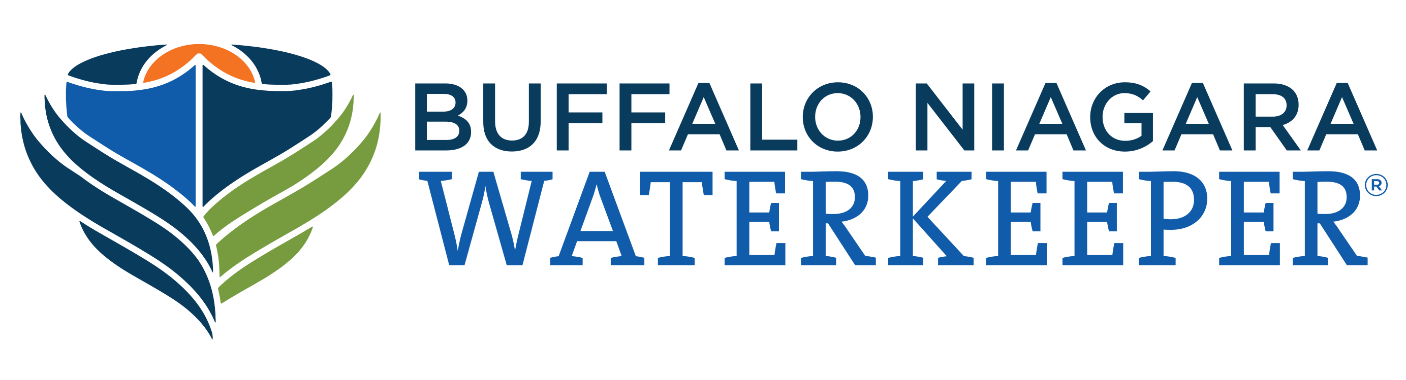 BUFFALO NIAGARA WATERKEEPER LOGO