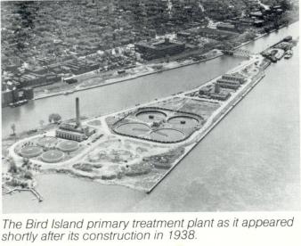 BIRD ISLAND IN 1938